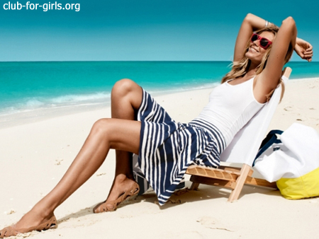 что одеть на пляж