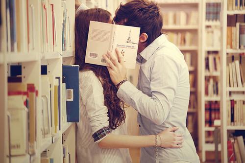 Характер по поцелую