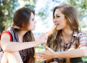 Когда подруга перестает быть подругой